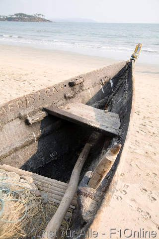 Ansicht Fotografie Niemand Hochformat Sandstrand Strand Meer