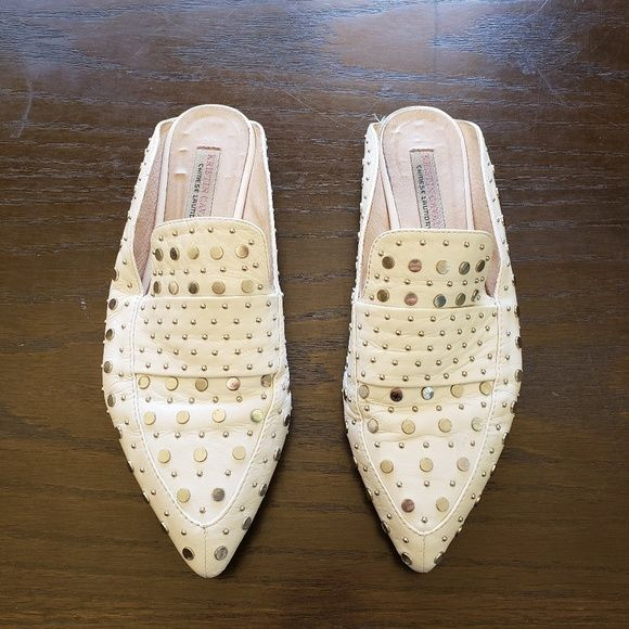 8e4115caafb1 Chinese Laundry Kristin Cavallari Charlie mule Super comfy and chic!  Beautiful studded leather miles by