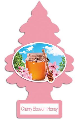 Cherry Blossom Honey Little Trees Cherry Blossom Car Air Freshener Freshener
