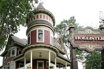 Rent a Victorian mansion in Prescott,  WI - Get $25 credit with Airbnb if you sign up with this link http://www.airbnb.com/c/groberts22