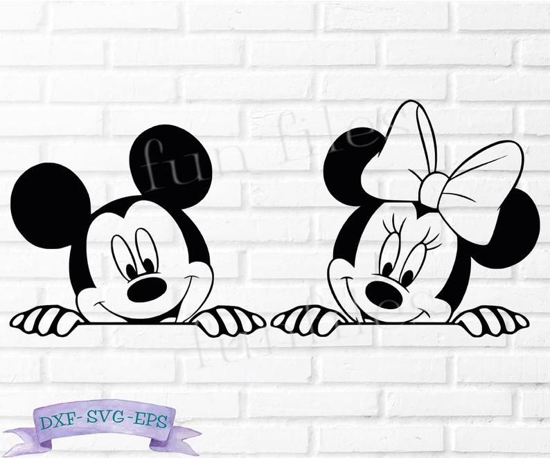 Mickey Minnie Mouse Peek T Shirt Svg Disney Bound Dxf Png Etsy Minnie Mouse Drawing Mickey Mouse Art Mickey Mouse Tattoos