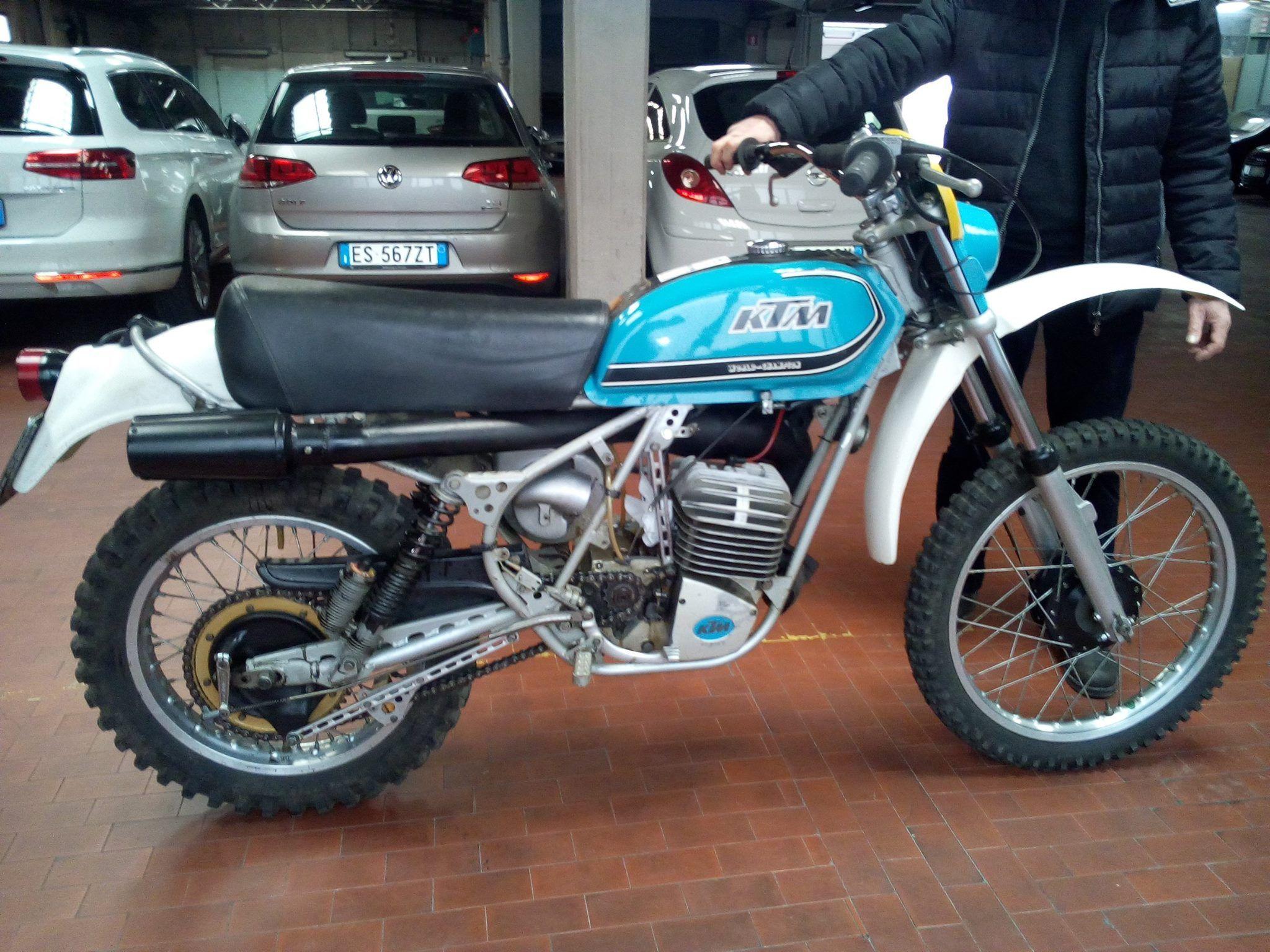 KTM 125 GS6 1978