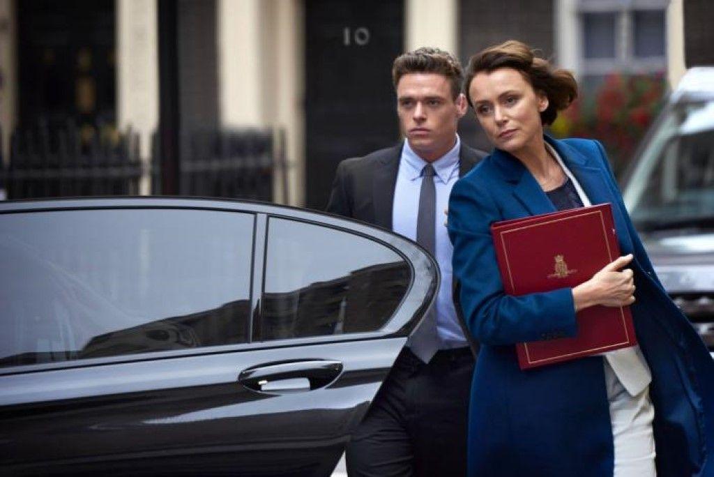 Bodyguard Season 2 | Richard madden, Bodyguard, Bbc drama