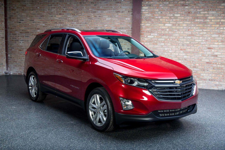2018 Chevrolet Equinox Review Specs Colors Interior Chevrolet