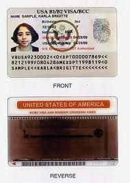 Border Crossing Card Site Gov Google Search With Images