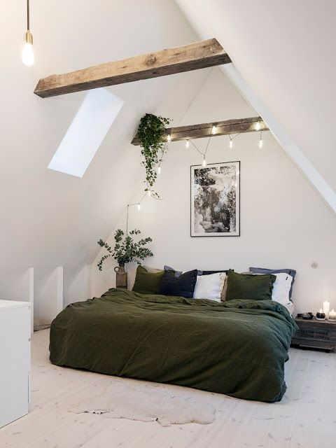 Photo of Project Inside / 10 cozy rooms in green /