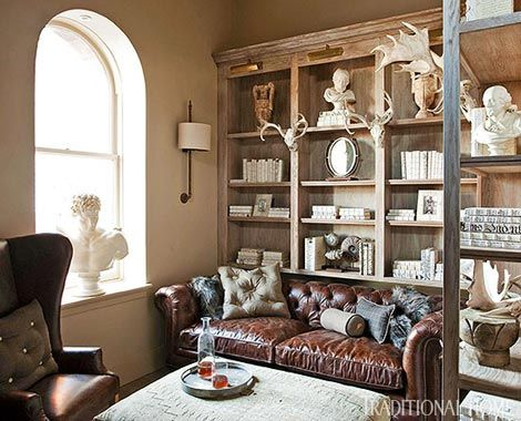 At Home With Fashion Designer Joseph Abboud Home Decor