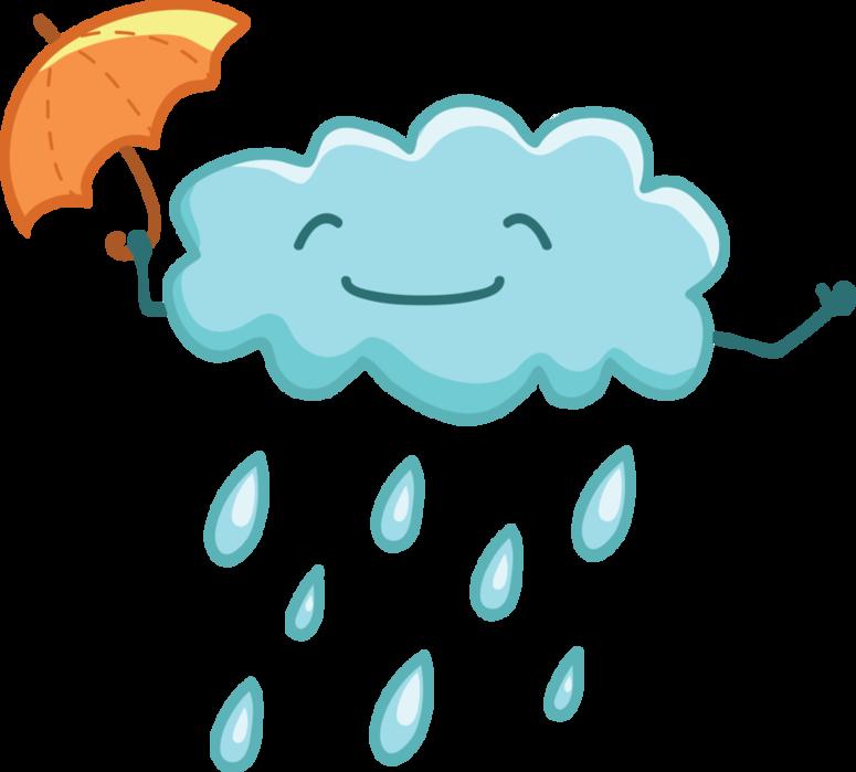 Bonitas Etiquetas Para El Cartel Del Tiempo Dibujos De Nubes Lluvia Dibujos Nubes