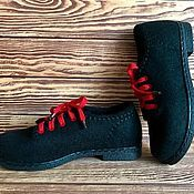 869d67305ee93 Туфли валяные – купить или заказать в интернет-магазине на Ярмарке Мастеров  | Туфли валяные