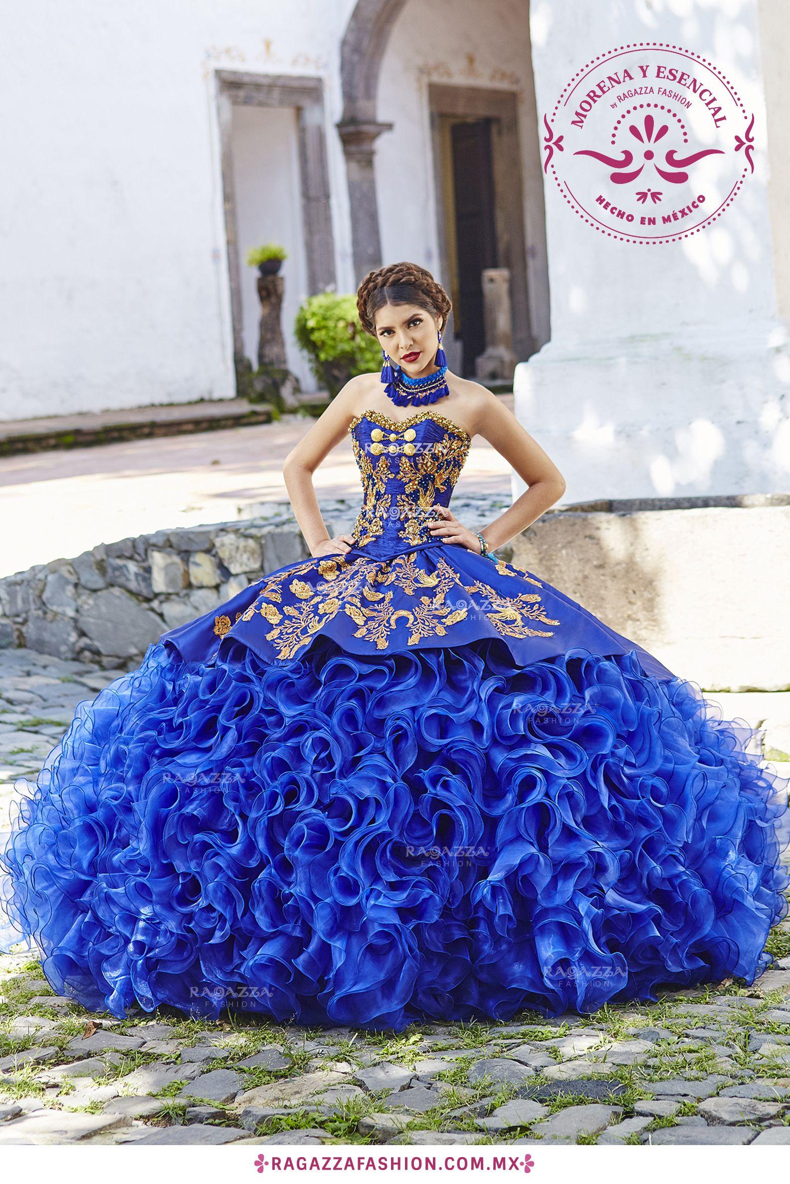 9ba7e00c2  VestidosDeQuinceañera Vestido De Charra