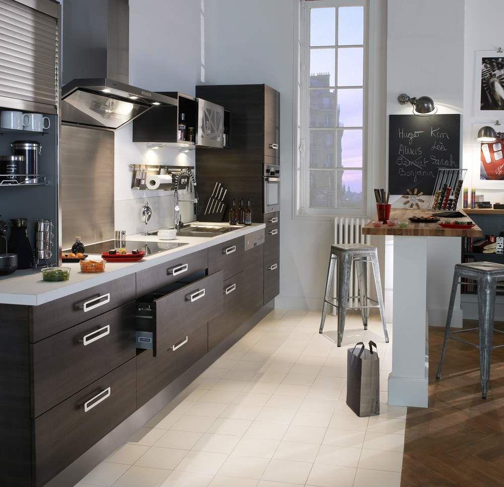 Cuisine Lapeyre Idées Déco Pour Relooker Votre Cuisine Avec - Lapeyre meuble cuisine pour idees de deco de cuisine