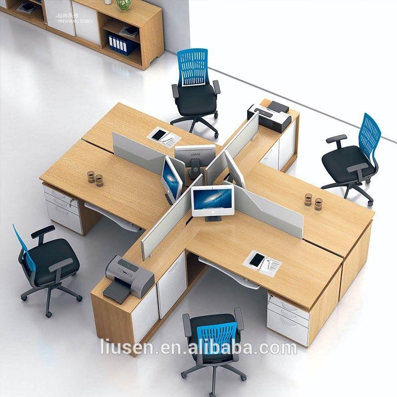 Affordable Modern Desk: Superior Quality Cheap Commercial Furniture Melamine