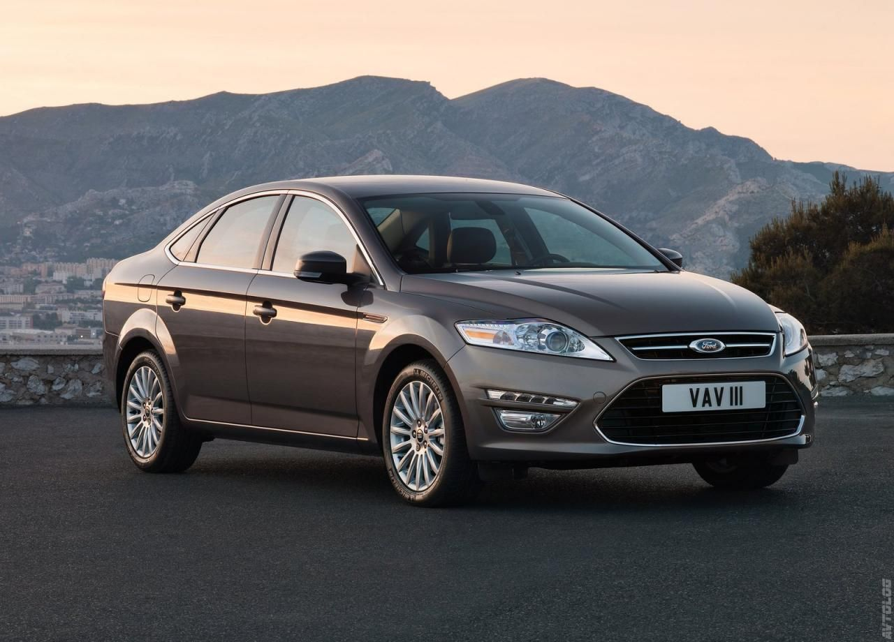 2011 Ford Mondeo 5 door Ford mondeo, Ford, Sedan