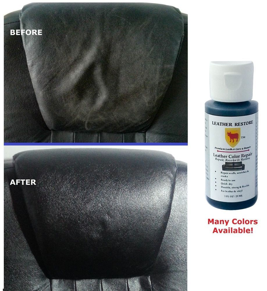 Admirable Leather Vinyl Repair Color Renew Touch Up Restore Couch Onthecornerstone Fun Painted Chair Ideas Images Onthecornerstoneorg