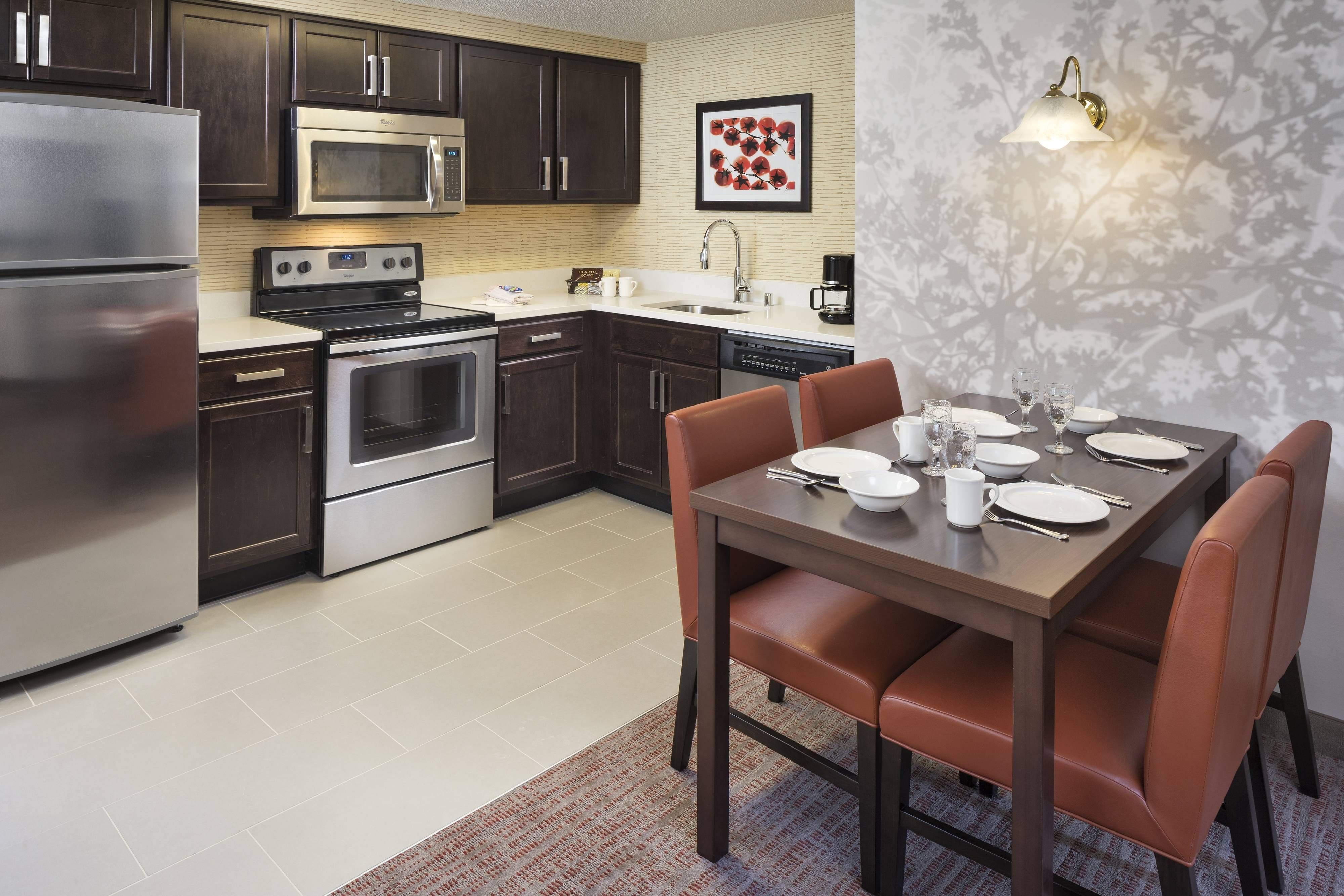 Residence Inn Minneapolis Downtown/City Center TwoBedroom