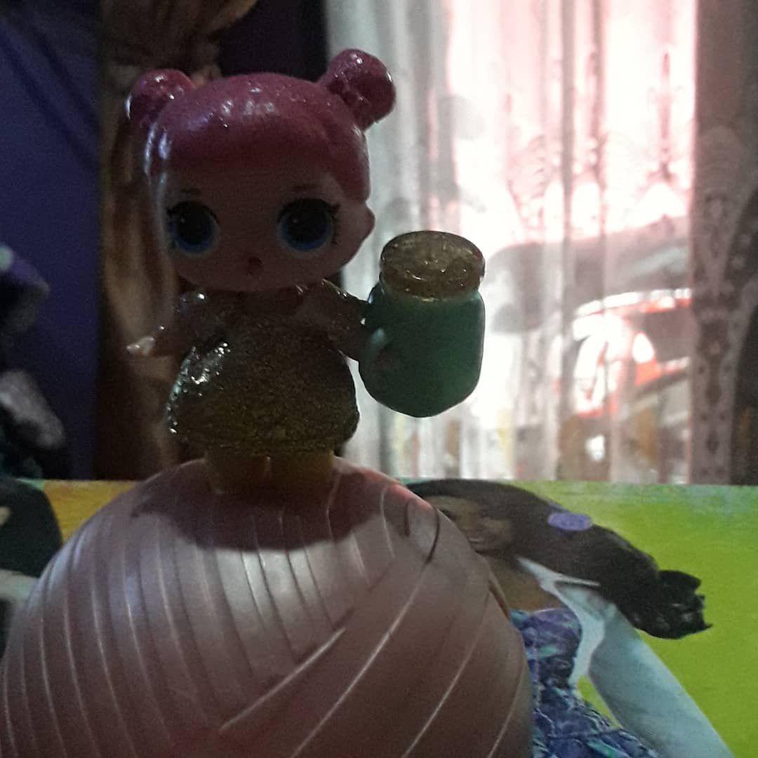 Yyyeeyy Udah Punya Lol Suprise Glliter Series Gak Papa Yang Pikmi Pops Besar Amazoncom Surprise Dolls 3