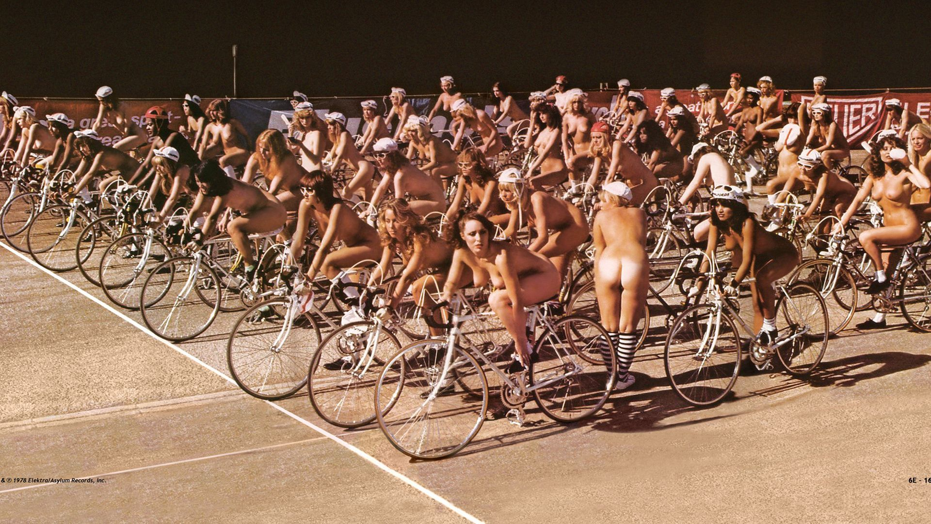 Rock Of Love Girls Uncensored Amazing queen - bicycle race (uncensored version) | rockpopbluesjazzsoul