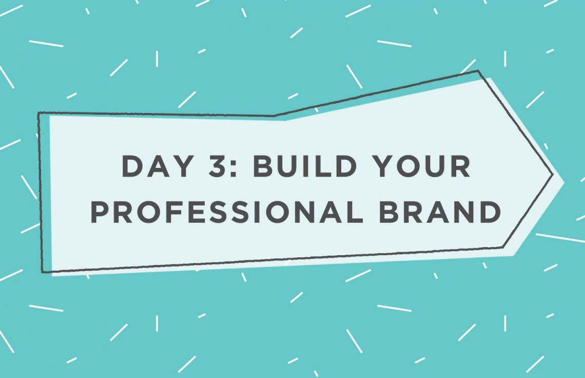 How To Build A Personal Brand That Stands Out And Gets You Hired Building A Personal Brand Personal Branding Career Contessa