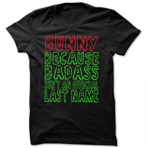 Badass Bunny - Cool Shirt !!! #men'stshirt #men's #t #shirt #ray #bans
