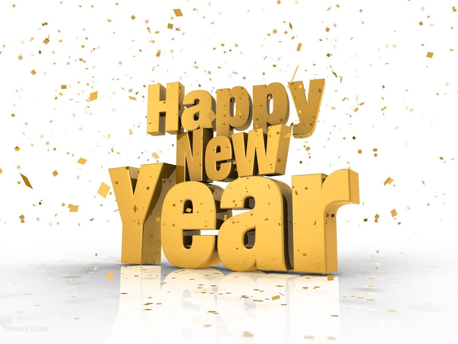 Happy New Year 2015 3d Wallpapers Happy New Year 2015 Pinterest