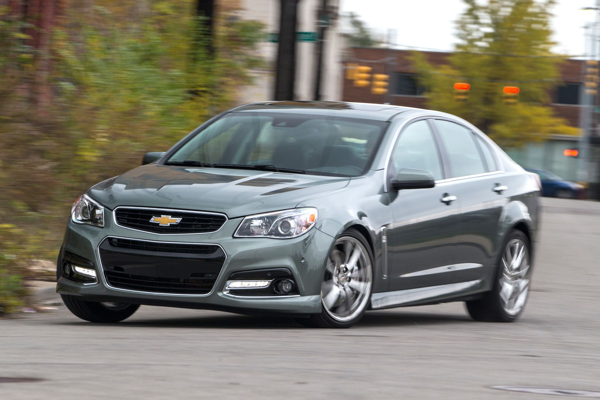 Get it while you can because the chevy ss is going and going fast like the beautiful and amazing gm super sedans before it the chevy ss appears to be