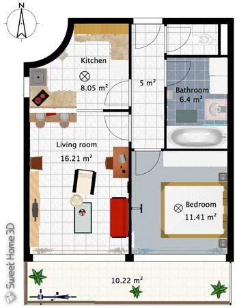 Programa de computador gr tis para projetar a sua casa em for Casa 3d gratis