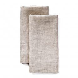 Home Republic Vintage Washed Linen Napery, linen napery, napkins