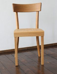 Frankfurter Stuhl In Eiche Stuhl Eiche Stuhle Eiche