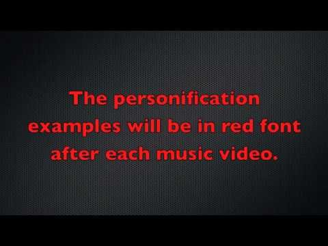 Personification School Pinterest Figurative Language And School
