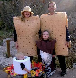 Family Halloween costumes!