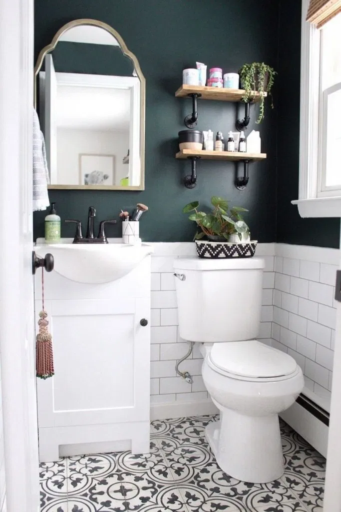 63 Small Bathroom Decorating Ideas You Have To Try 47 In 2020 Best Bathroom Colors Painting Bathroom Best Bathroom Paint Colors