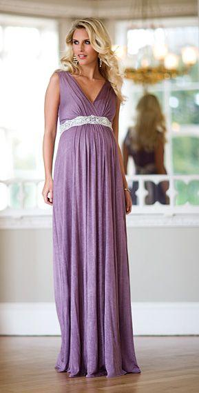 Vestido para embarazada fiesta