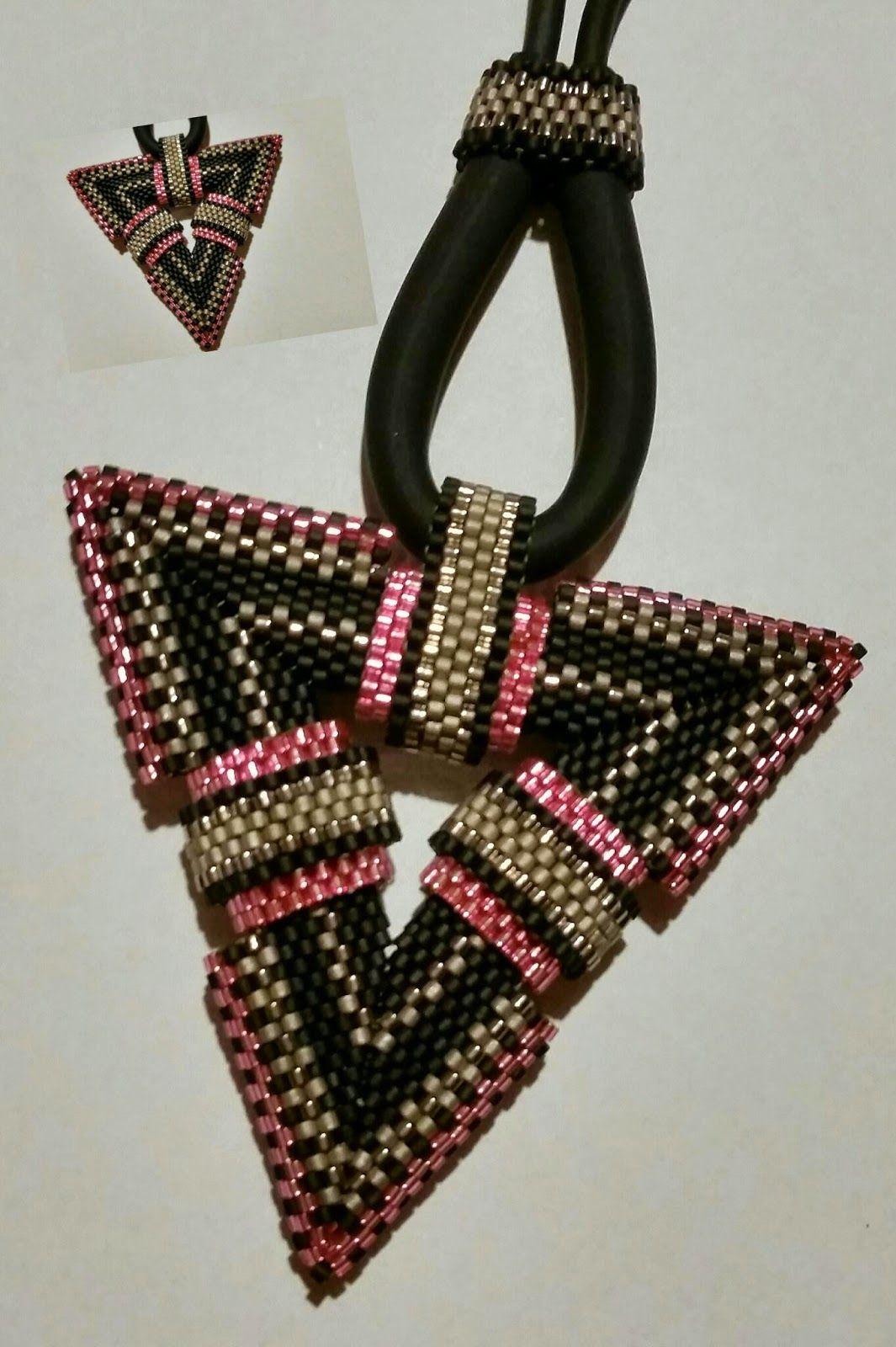 Das Dreieck von Karin Oneis hat es mir angetan da musste ich auch ...