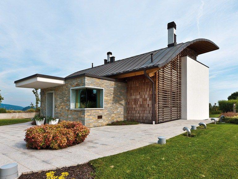 Casa In Legno Residenz By Rubner Haus Case Di Legno Case Design Contemporaneo