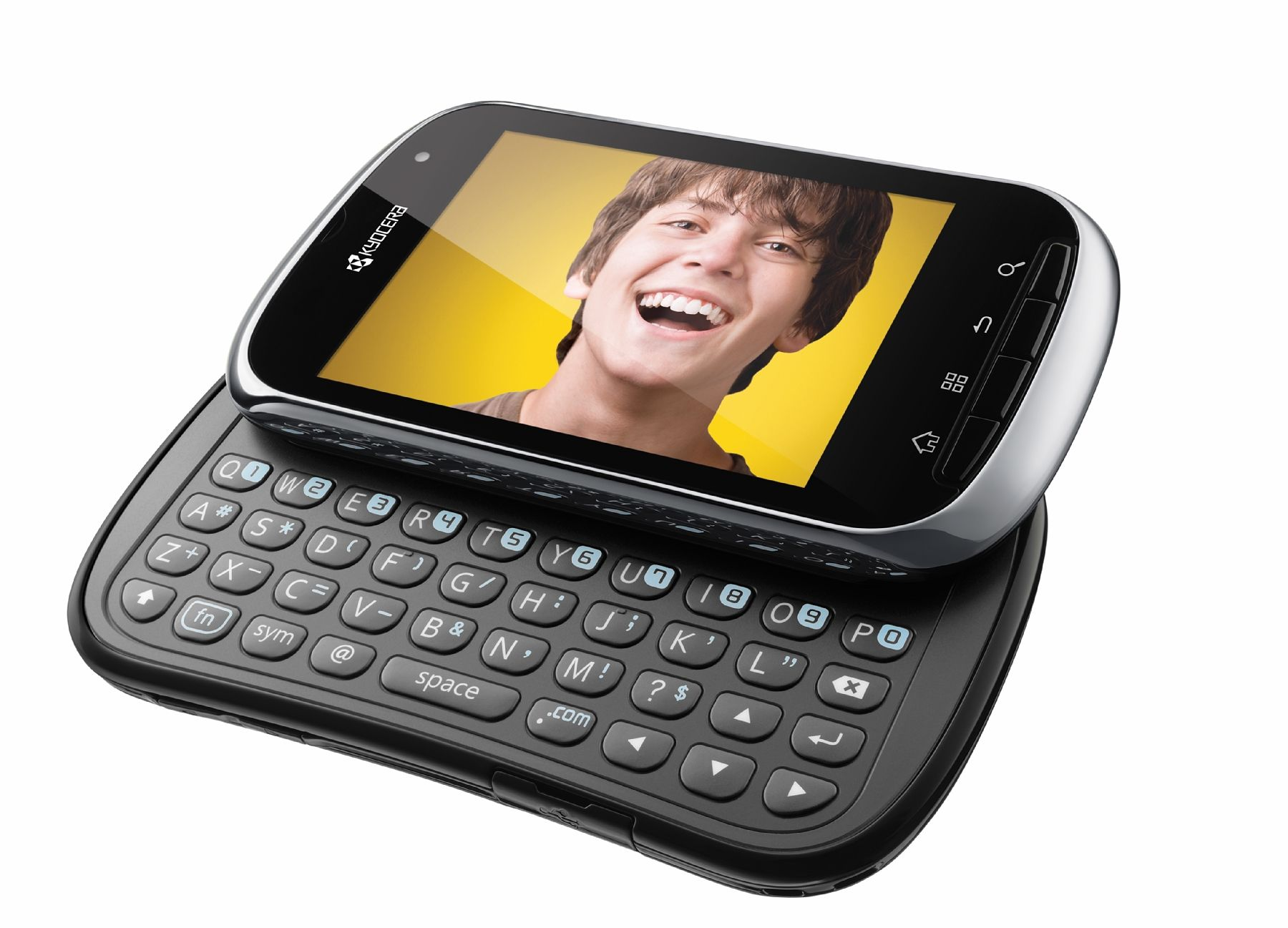 Kyocera Milano! Another great smartphone for seniors! This