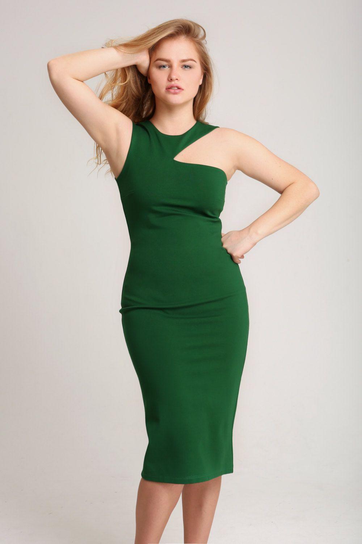 Vestido verde verde Vestido tvqawtr