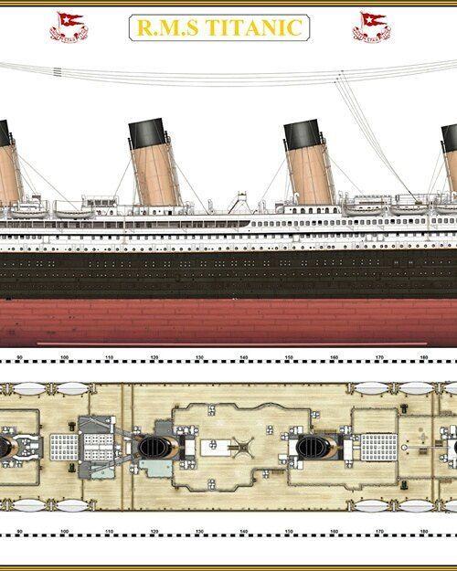 Pin En Titanic Collection