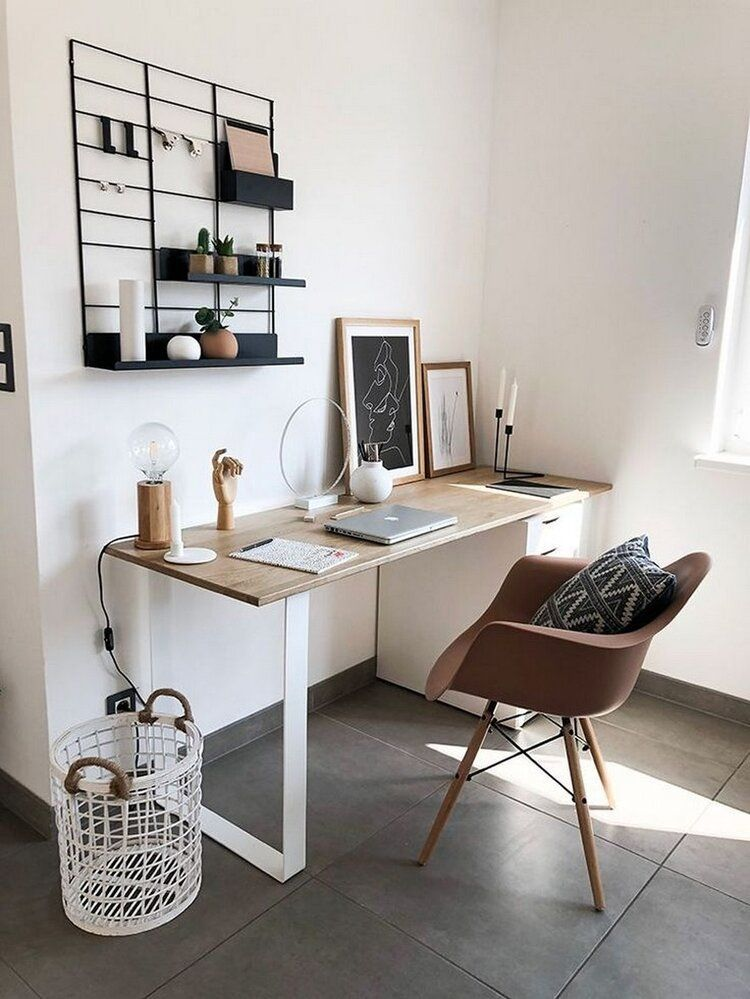My Small Home Office Design Ideas with Decor Photos [Montenegro StoneHouse Renovation Vision Board] — Mr&MrsHowe - Travel and Lifestyle Blog by Kach Howe