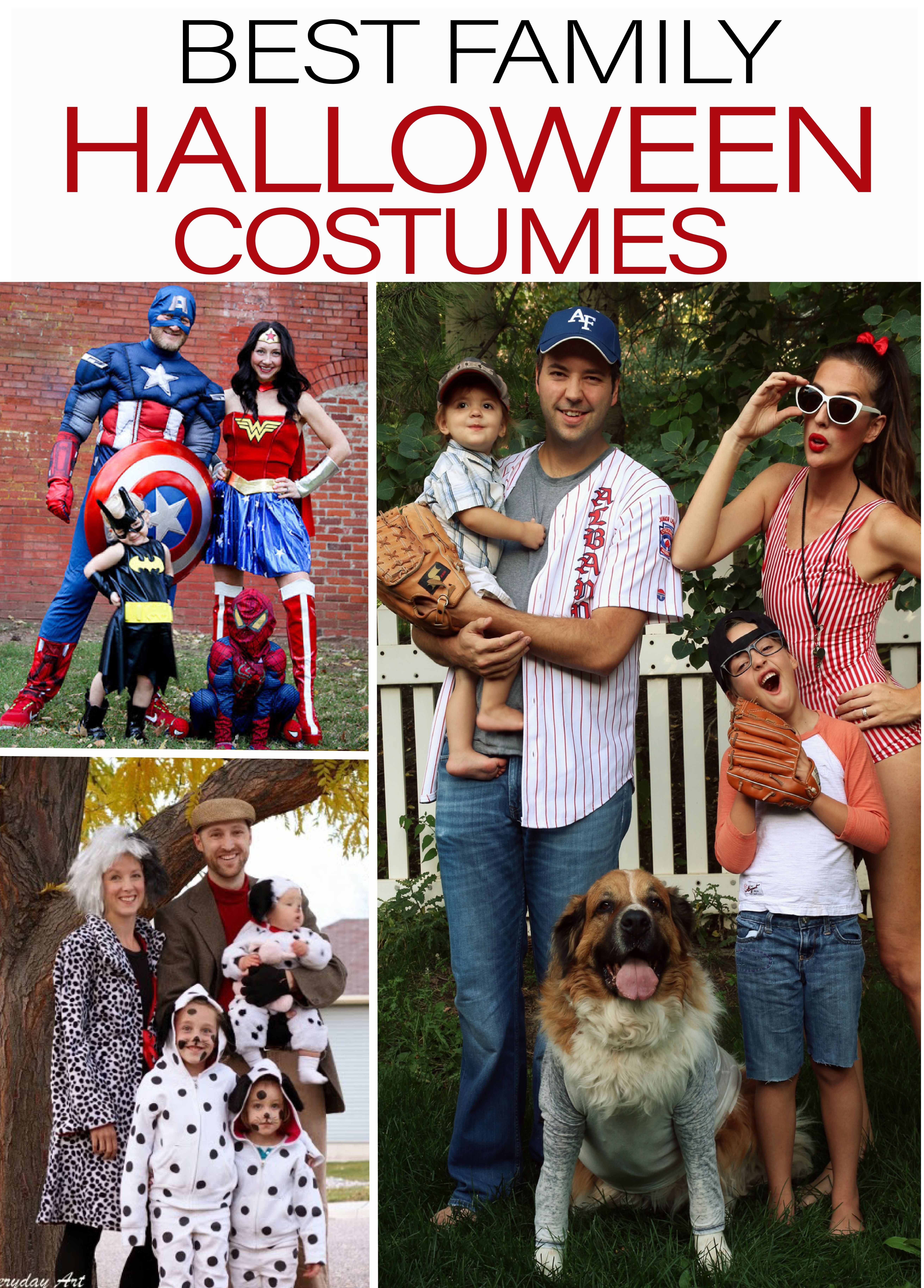 Best family halloween costumes fall decor ideas for the home