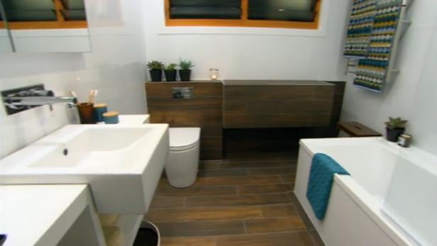 Bathroom Makeover Better Homes And Gardens Tara Dennis