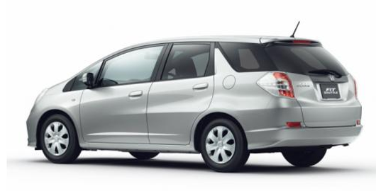 2014 Honda Fit Shuttle Review And Price | Must See Car   1000 And More Car