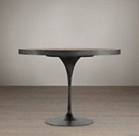 Beau 40 Round Dining Table