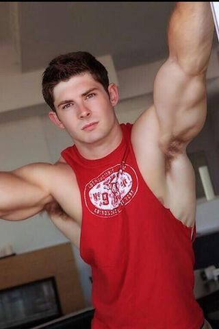Hairy muscle pits
