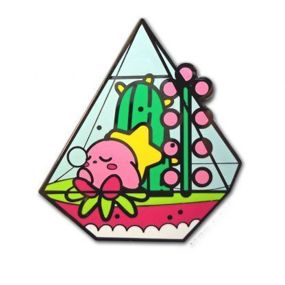 Nintendo Terrarium Pins made by StamiStudios -