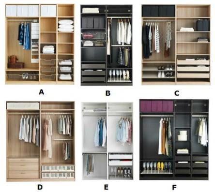 Diy Schlafzimmer Kleiderschrank Ideen Ikea Pax 15+ Ideen - Wardrobe