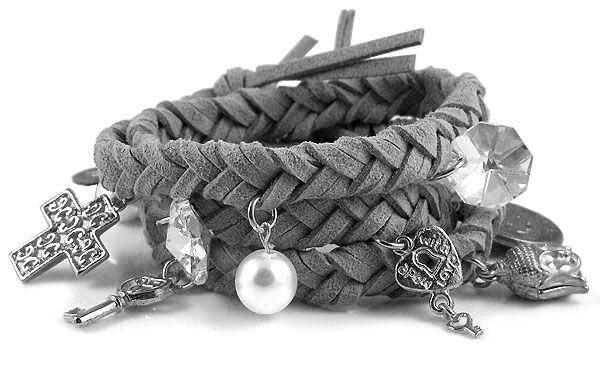 We love style: How to: zelf armband maken!