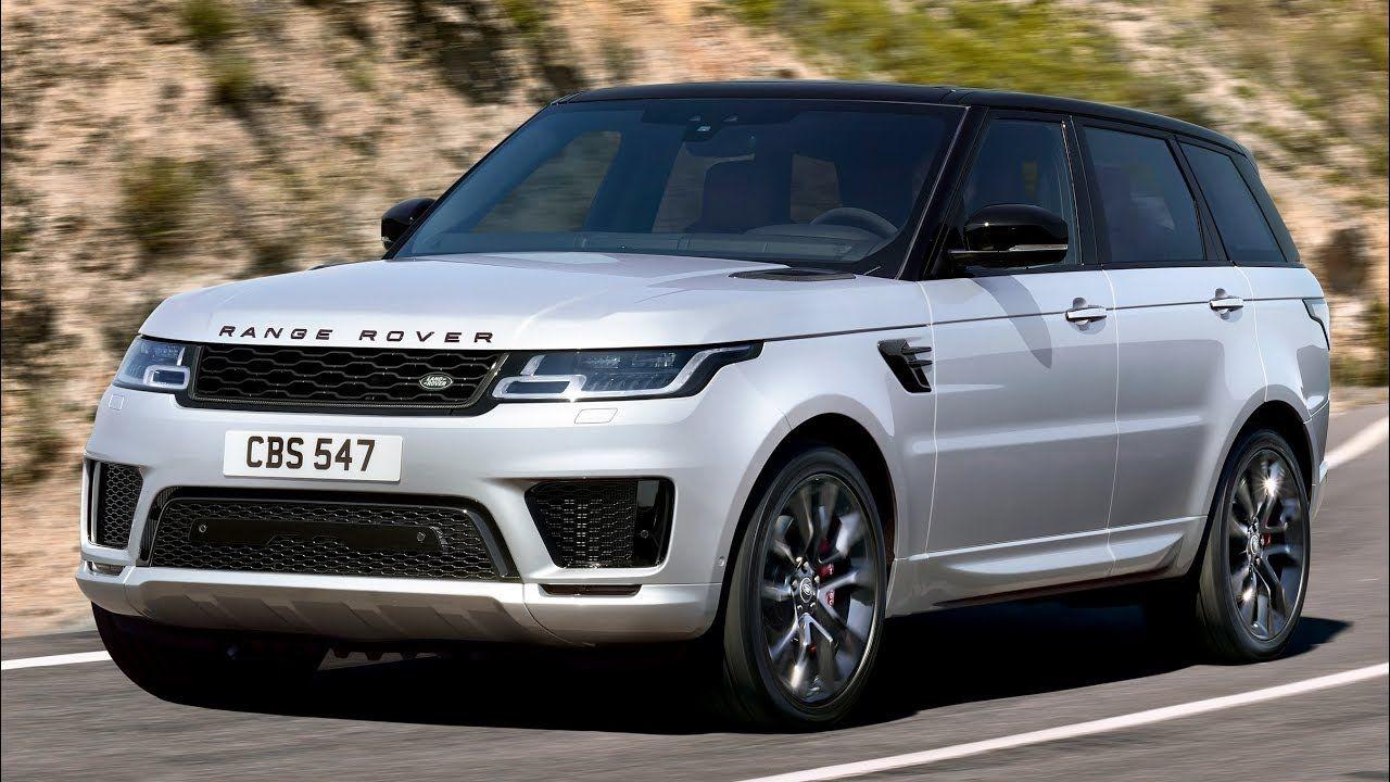 2019 Range Rover Sport HST Спортивный рэндж ровер