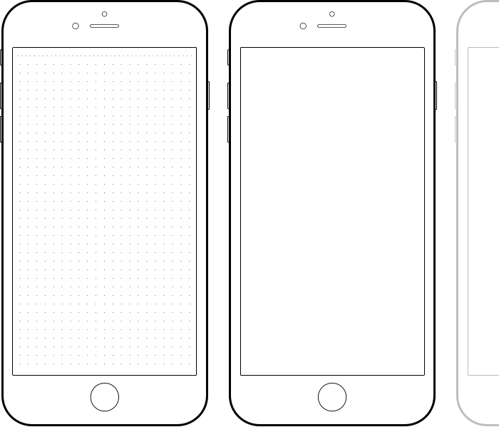Free Blank Iphone Template Classroom Cuteness Pinterest