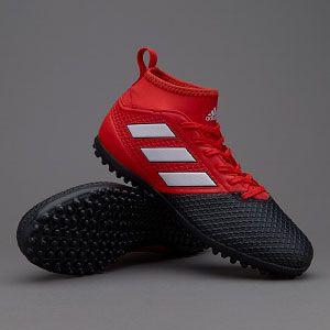 new concept c7604 1757d adidas ACE 17.3 Primemesh TF - Rojo Blanco Negro