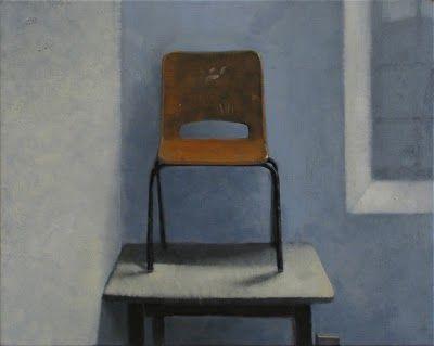 Richard Hearns (oil on canvas)